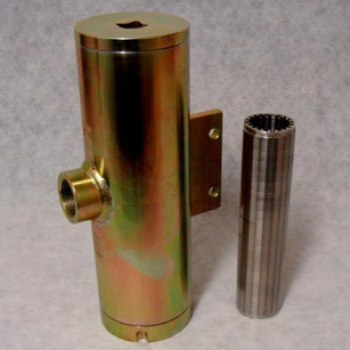 High Pressure Grease Filters