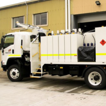 Lubrication & Fluids Service Trucks