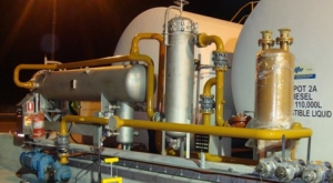 Diesel Filtration & Coalescer System for Xstrata Coal
