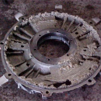 Electric Motor Bearing Defects